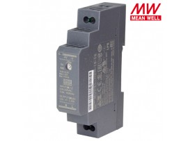 БП 12V1,25A на DIN рейку HDR-15-12 Блок питания