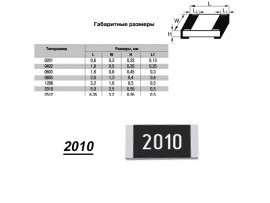 Чип рез.J2010-68 кОм