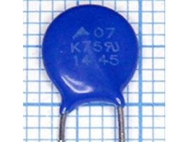 07N121K[S07K75] Варистор (120V)