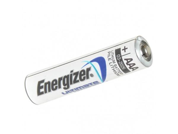 Элемент питания 1,5V R03 Ultimate Lithium ENERGIZER