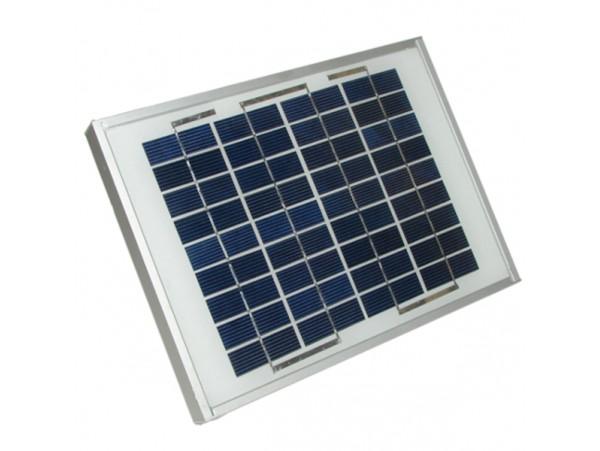 Солнечная панель 5w/17v