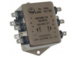 DL-5EA фильтр сетевой 3-фазный н/к