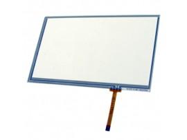Тачскрин 100х165 шлейф снизу, справа, 38 мм ((7
