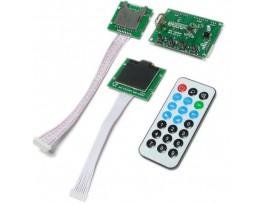 MP1181DI плеер USB-MP3/WMA Многофункциональный