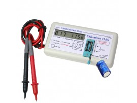 ESR-micro v5.0s измеритель ёмкости и ESR