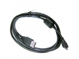 Шнур USB=micro USB 1,8м