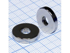 Магнит кольцо D=15-5 H=3