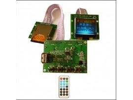 MP1181DIF плеер USB-MP3/WMA с FM Многофункциональный