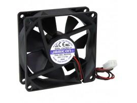 Вентилятор 24V/0,15A 80х80х25 JF0825B2HR