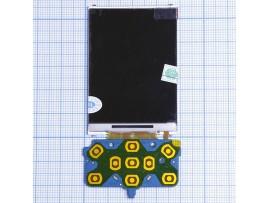 SAM S5200 Дисплей