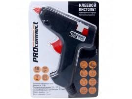 Пистолет клеевой 15W 7мм Proconnect