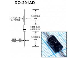 1,5KE56A диод защитный