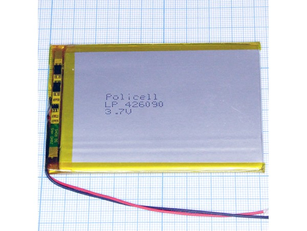 LP426090-PCM Аккумулятор 3.7V 3000mA
