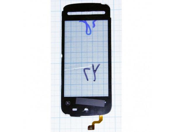 Nokia 5228 тачскрин 5230/5235 черный