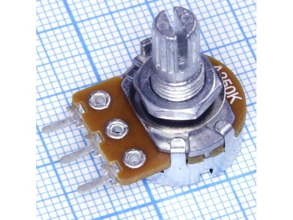 Рез. 250к под гайку d=16 L=14 Alpha RV16AF-20