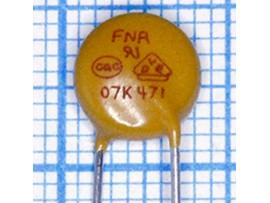 07K471K (470V) Варистор