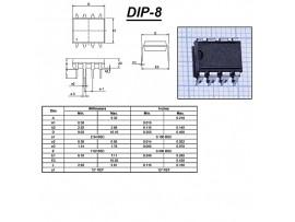 MCP6021-I/P