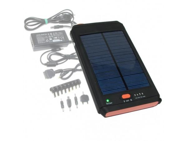 Solar laptop chargers ЗУ на солнечных батареях