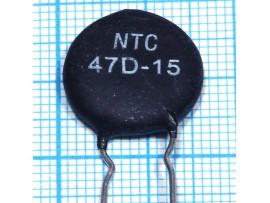NTC-47D15 (JNR15S470L) Термистор