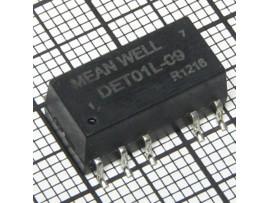 DET01L-09 (5VDC>±9VDC/56mA) Преобразователь напр.