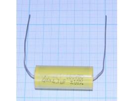 Конд.4,7/160V К73-11 аналог