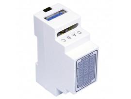 DDS528L  цифровой счетчик энергии
