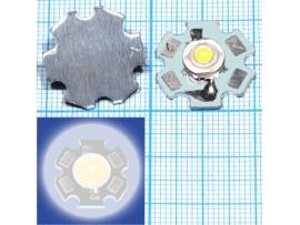 LED 1WR 3.4v 100-110LM 6000-6500K светодиод