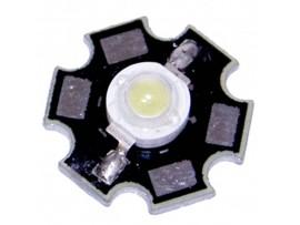 LED 1WR 3.4v 100-110LM 6500-7000K светодиод