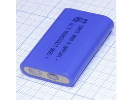 Аккумулятор 3,7V/1800 LIR103450A