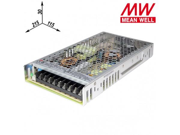 RSP-200-12  преобразователь напряжения ~220V>12V