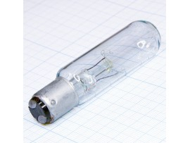 Лампа Ц60-10 цоколь B15d/18 60V/10W
