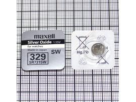 Элемент питания SR731SW(329) Maxell
