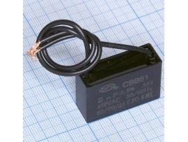 Конд.2/450V CBB61 50Гц