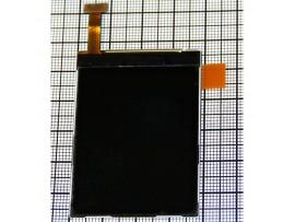 Nokia X2-00 Дисплей