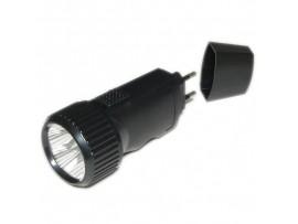 Фонарь HG-528-5 светодиодный аккумуляторный