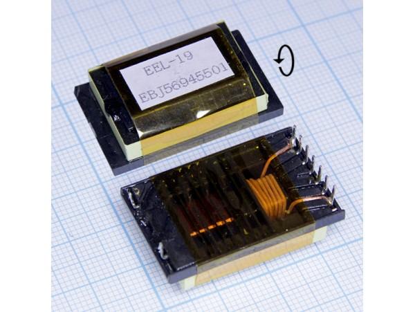 Трансформатор EEL-19 инвертора