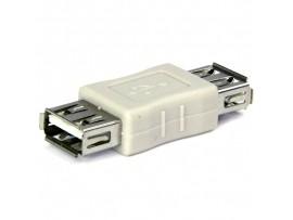 USB гнездо = гнездо USB Переходник