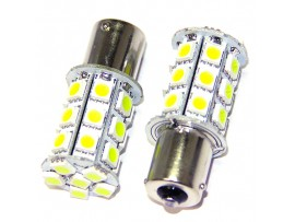 LED-L0911 BA15s white 27 Leds 5050SMD