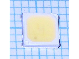 LED LEMWS51Q80GZ00 5.1х5.2х1 мм белый