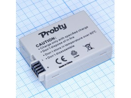Аккумулятор CANON LP-E8 Li-ion 7,4V/1120mAh CS-LPE8
