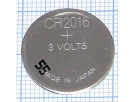 CR2016 Батарея 3V GP