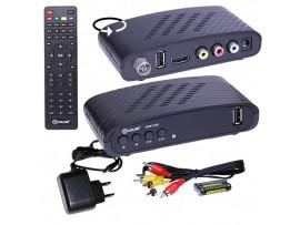 D-COLOR DC811HD ресивер эфирный DVB-T2+DVB-C