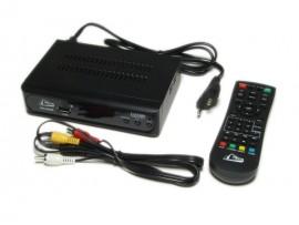 Delta DS-240HD ресивер эфирный DVB-T2
