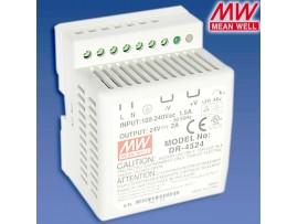 DR-4524 Преобразователь напряжения ~220V>24V(1,9A)