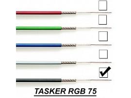 RGB 75-BLACK TASKER кабель 75 Ом