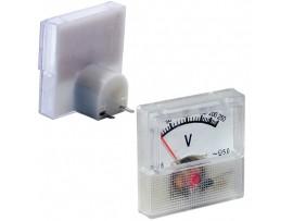 91L16 (0-250V) AC вольтметр 40x40