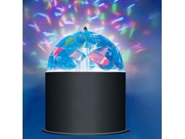 Лампа RGB VolpeDisco для световых шоу