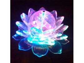 Лампа RGB Цветок для световых шоу