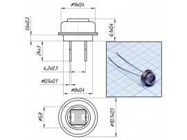 СФ3-4Б Фоторезистор