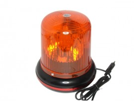 Цветной маячок модель 211 оранжевый
